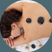 Образ расслабляющего массажа