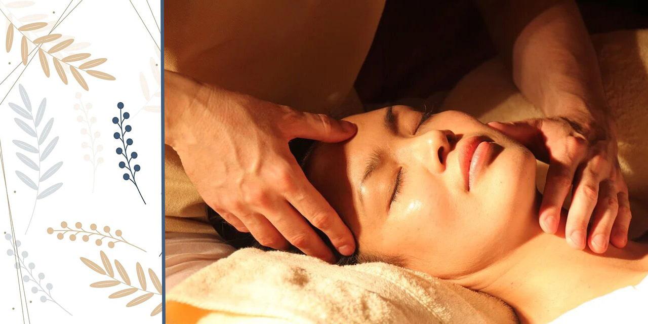 Китайский массаж лица в Колибри