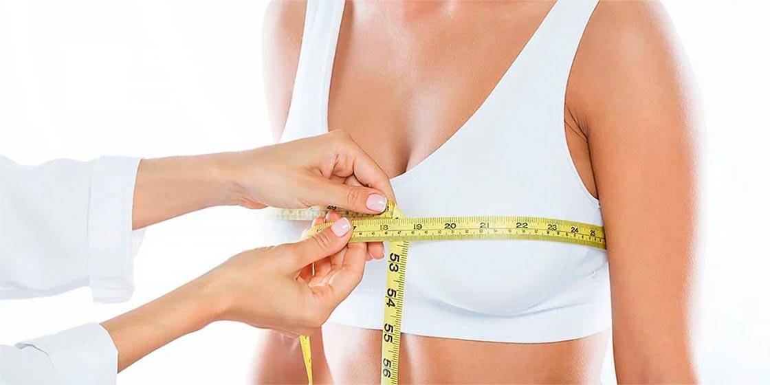 Массаж груди для увеличения