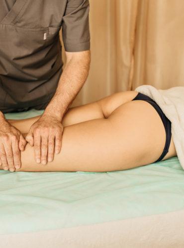 Антицеллюлитный массаж в салоне Колибри