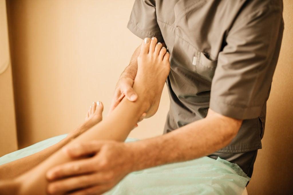 Лимфодренажный массаж в салоне Колибри