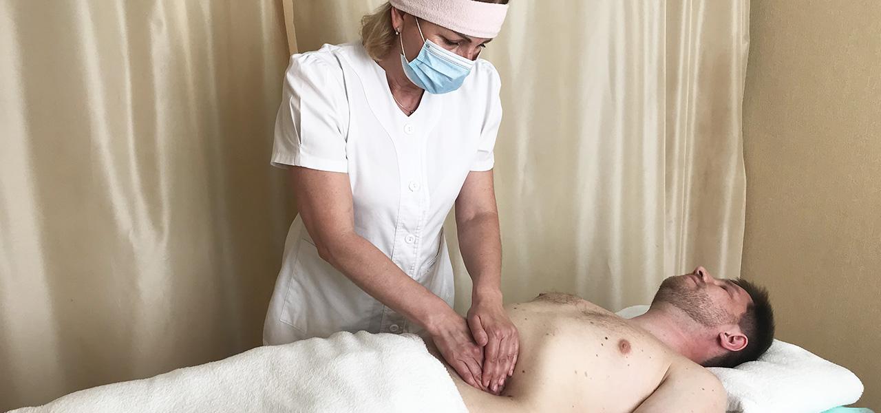 Висцеральный массаж по Огулову