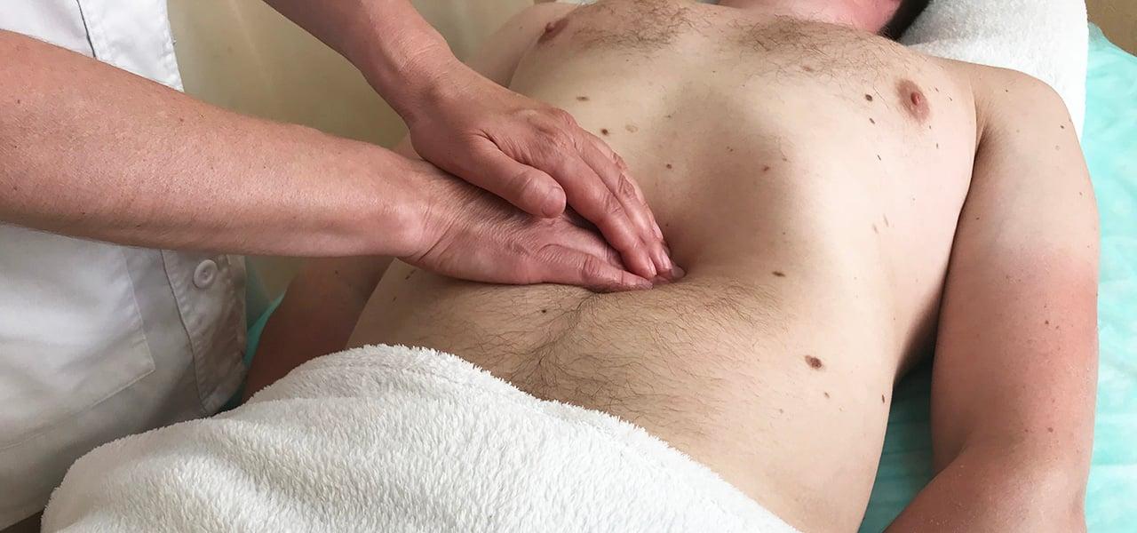 Показания для висцерального массажа