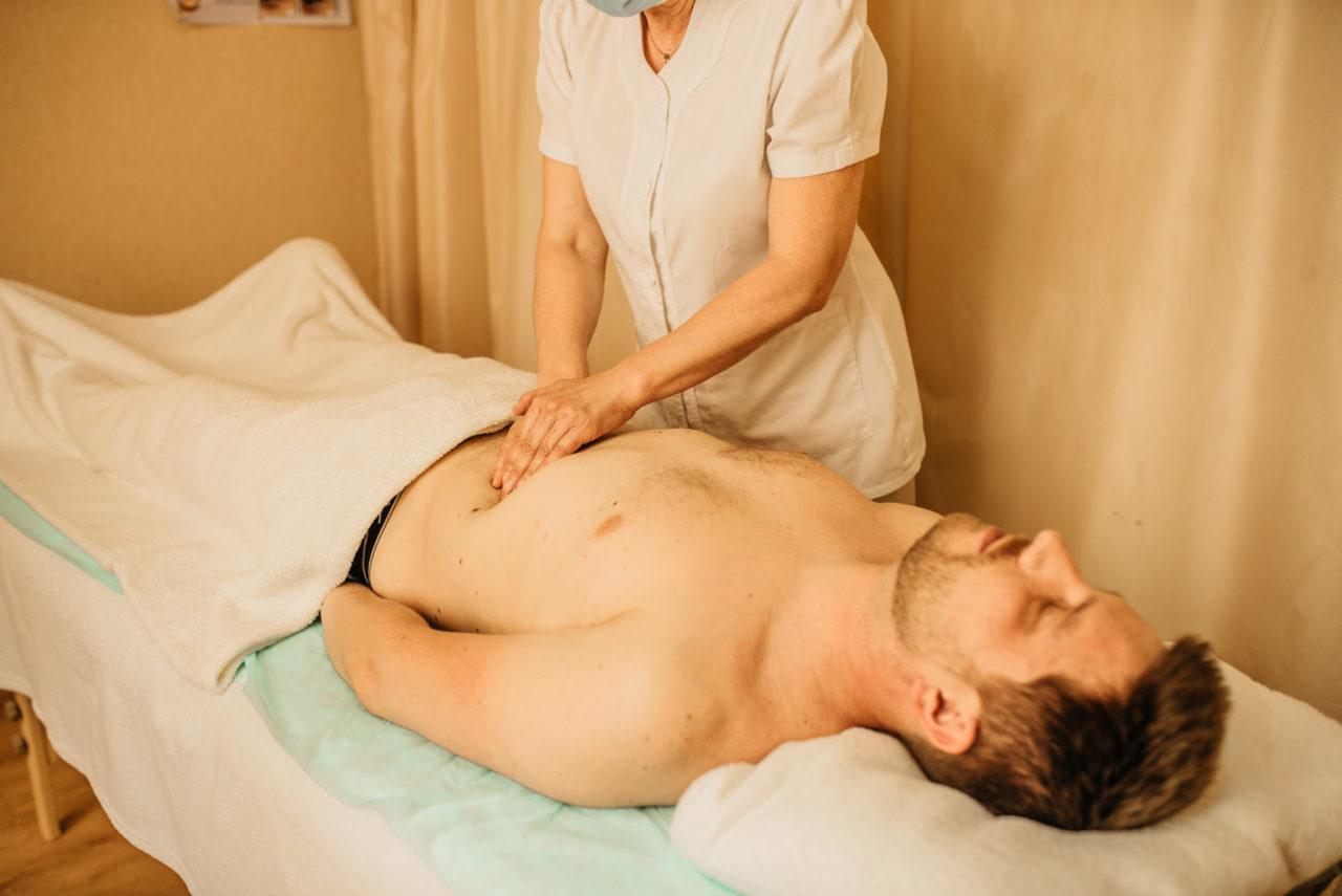 Висцеральный массаж в Киеве