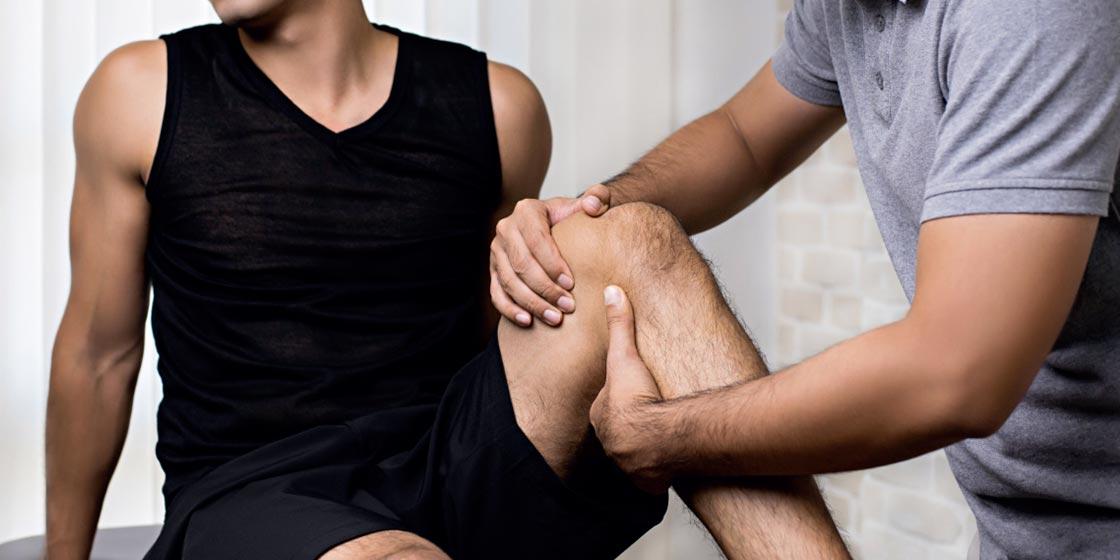Массаж ног для мужчин в Колибри