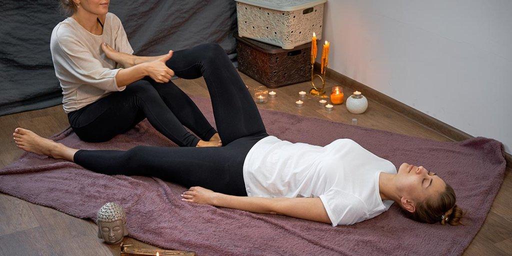 Тайский массаж на матах